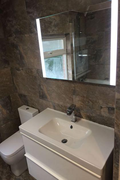 BATHROOM INSTALLATION, SOUTH WALES