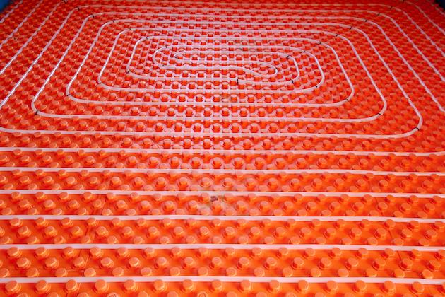 UNDERFLOOR HEATING